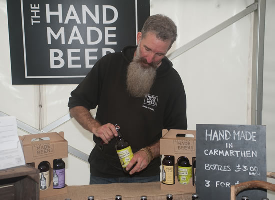The Hand Made Beer